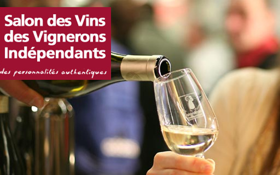 Salon des vins des vignerons ind pendants 2017 paris for Salon des vins independants