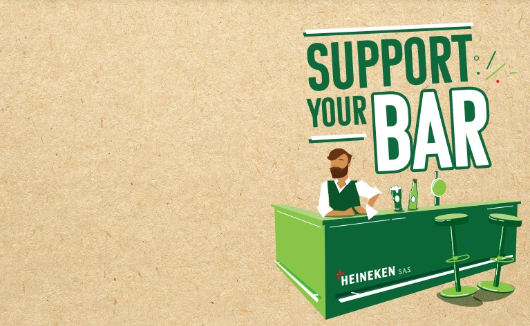 Support Your Bar 2017