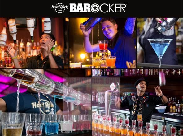 Finale locale du BAROCKER 2017-2018 au Hard Rock Cafe Paris