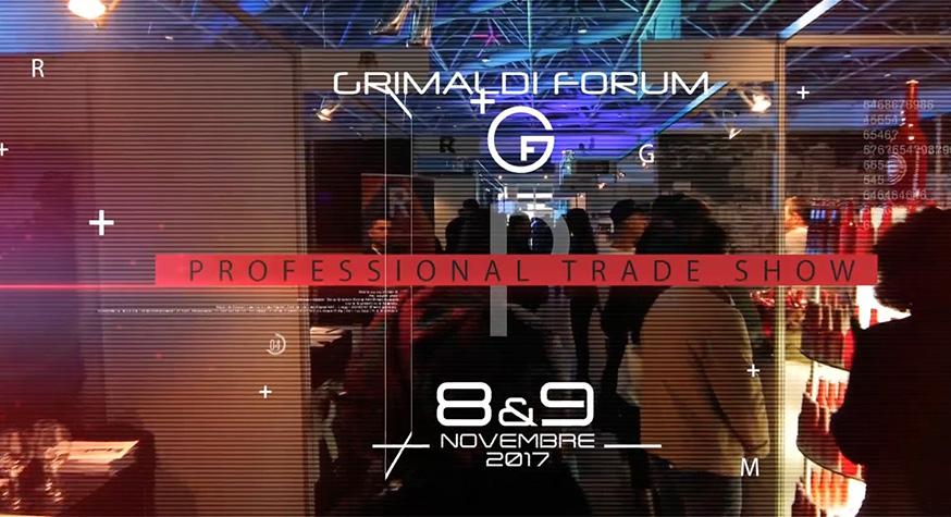 Le MICS se tiendra au Grimaldi Forum les 8 et 9 novembre 2017