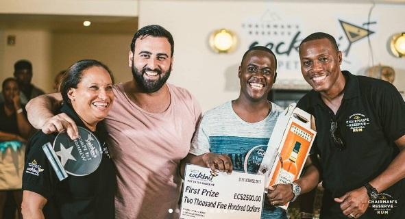 Chairman's Reserve Mai Tai challenge 2017 : le lauréat est …