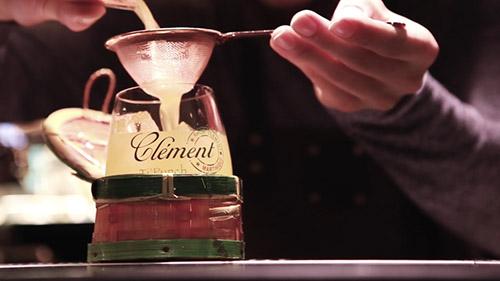 Cocktail Signature de François Badel