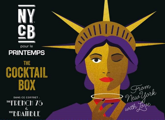 © New York Cocktail Box