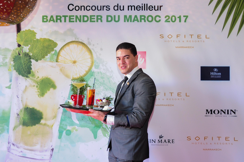 Concours du Meilleur Bartender du Maroc 2017 : les résultats