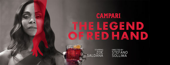 Campari Red Diaries 2018
