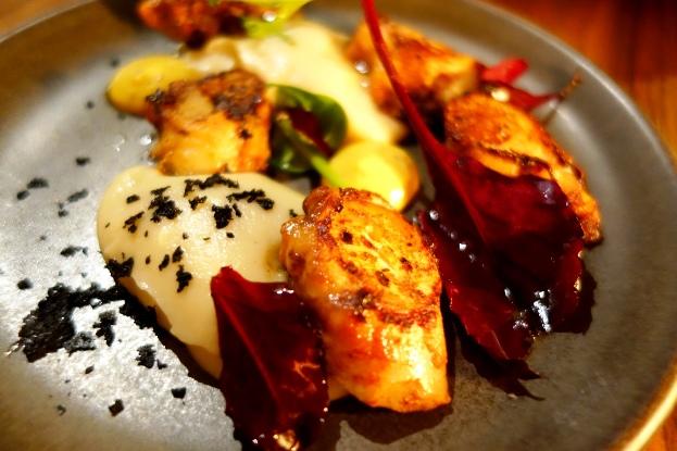 Anticuchos de poulpe // © Infosbar.com