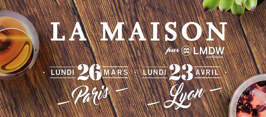 La Maison par LMDW Distribution à Paris et Lyon