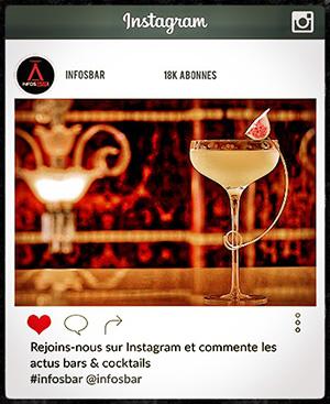 Rejoins la communauté du bar sur Instagram