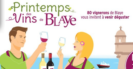 Printemps des Vins de Blaye 2018