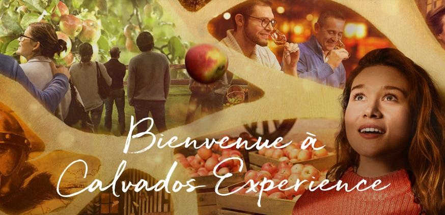 Ouverture de Calvados Experience en Normandie