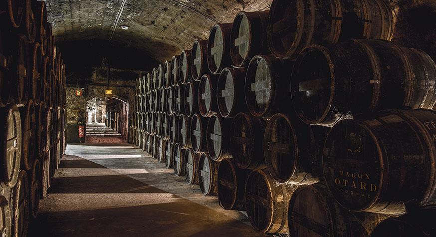 Le Château Royal de Cognac et La Maison Otard