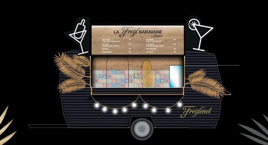 """La """"Freix Baravane"""" by Freixenet"""