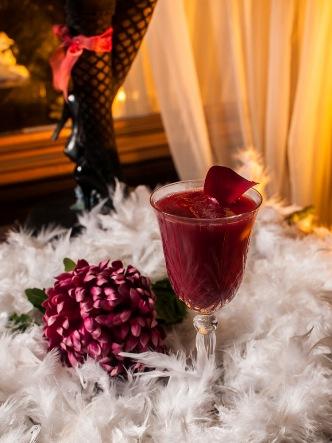 "Cocktail ""Folies Bergère"" // © Shake N'Smash"