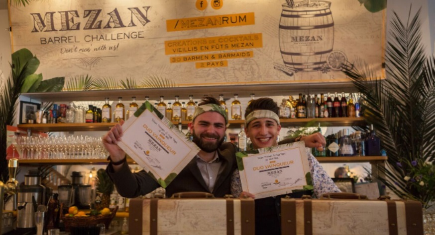 Mezan Barrel Challenge 2018 : le bar lauréat