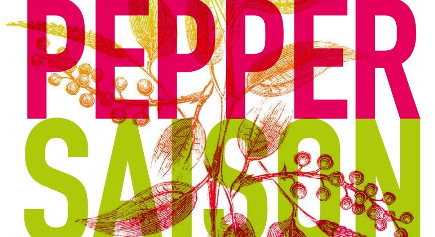 Nouveauté : Pepper Saison by FrogBeer