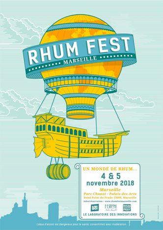 Rhum Fest Marseille 2018 : le programme qui vous attend pour cette 3ème édition