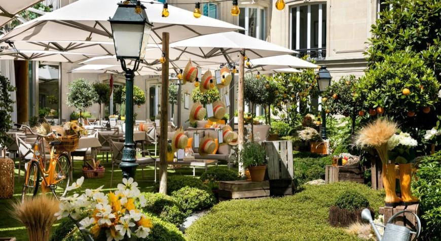 © Hotel Barrière Fouquet's Paris