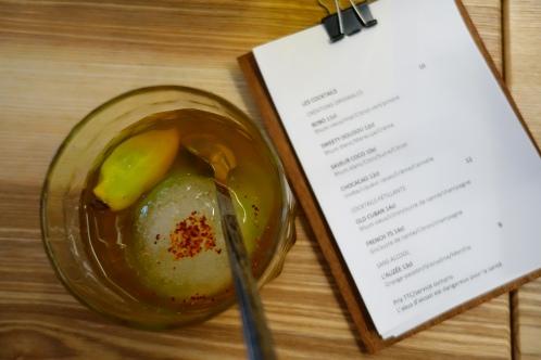 "Cocktail ""Bobo"" // © Infosbar.com"