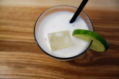 "Cocktail ""Saveur Coco"" // © Infosbar.com"