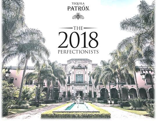 Patrón Perfectionist's Cocktail Competition 2018 : Les finalistes France