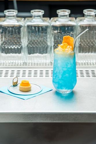 L'Atelier Grey Goose au Grand Bleu : les recettes des cocktails pairings