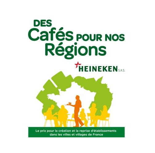 Prix « Des Cafés Pour Nos Régions » 2018 : les 5 lauréats