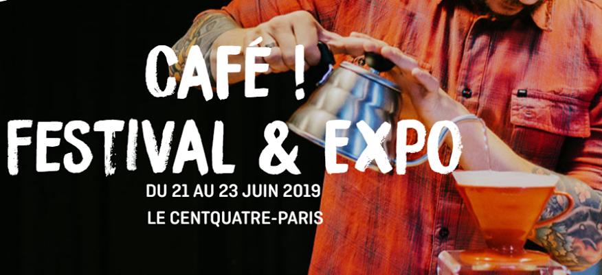 Café ! Festival & Expo 2019 à Paris