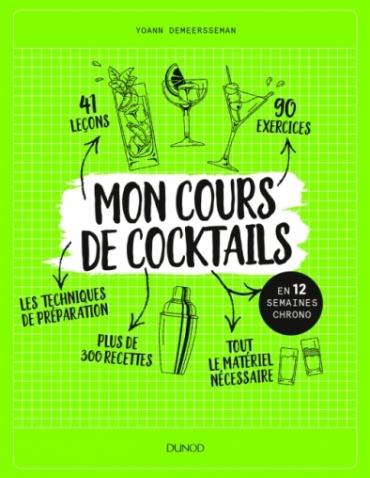 Le 1 er livre de Yoann Demeersseman - Editions Dunod 19,90 €