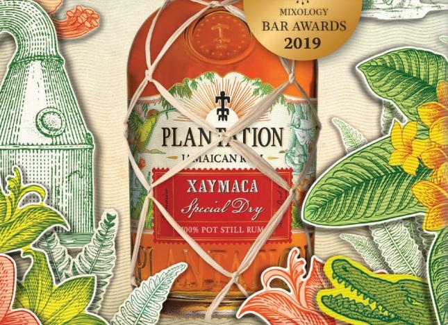 Plantation Xaymaca Special Dry élu meilleur spiritueux 2019 !