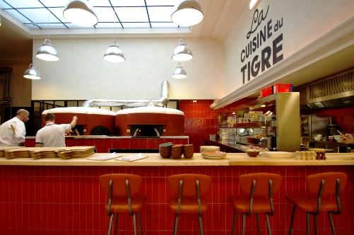 La cuisine du Tigre // © Infosbar.com