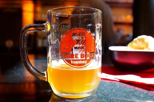 Brassin Tigre Bock // © Infosbar.com