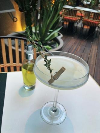 Nouvelle carte de cocktails au Klay Saint Sauveur à Paris