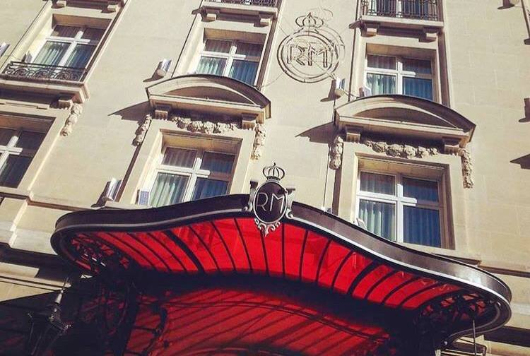 © Le Royal Monceau