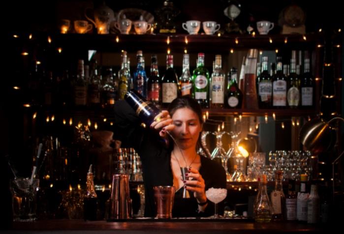 Nouvelle carte de cocktails, spéciale hiver, au Shake N'Smash