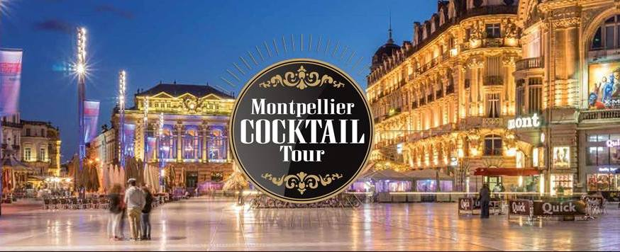 Montpellier Cocktail Tour 2019