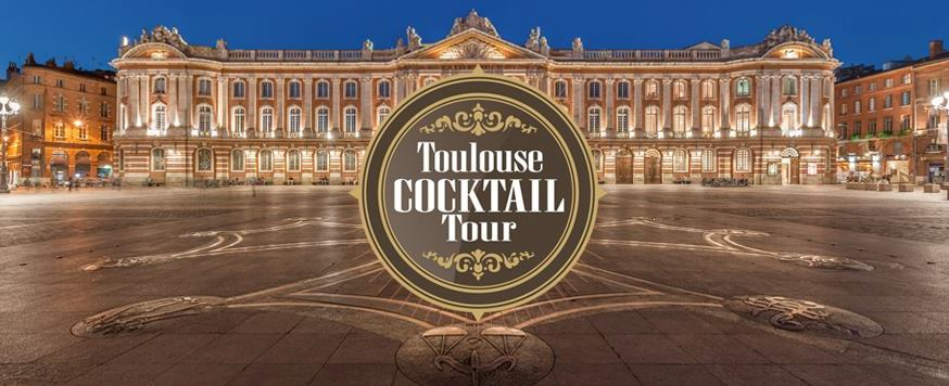 Toulouse Cocktail Tour 2019