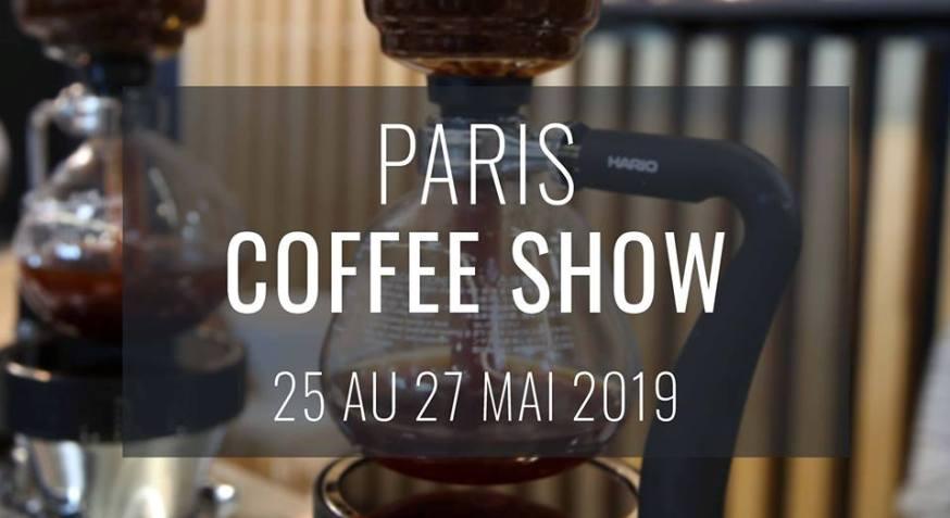 Paris Coffee Show 2019 au Parc Floral de Vincennes