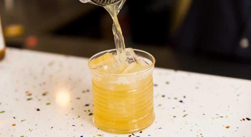 """Cocktail """"Cider Cooler"""" // © Brutus"""