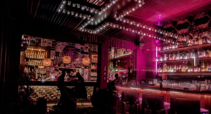 La Malicia : le bar caché de La Mezcaleria à Paris