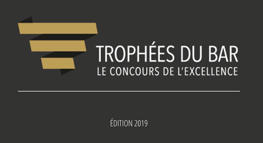Les Trophées du bar 2019 : finale à Paris le 20 mai 2019