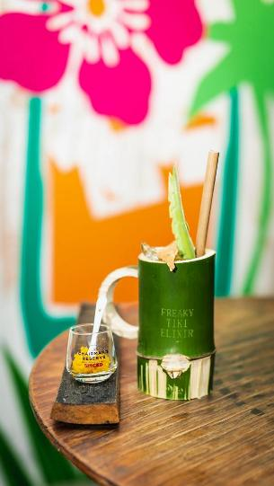 The Freaky Tiki Elixir // © Ronan Le May
