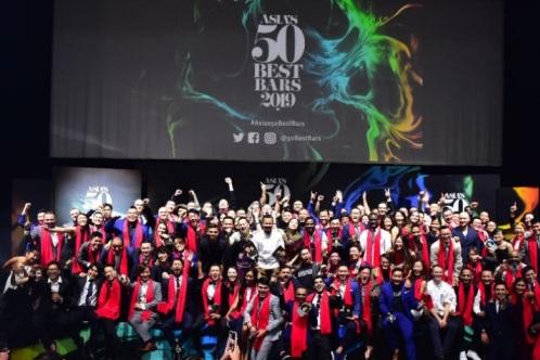 © Asia's 50 Best Bars 2019
