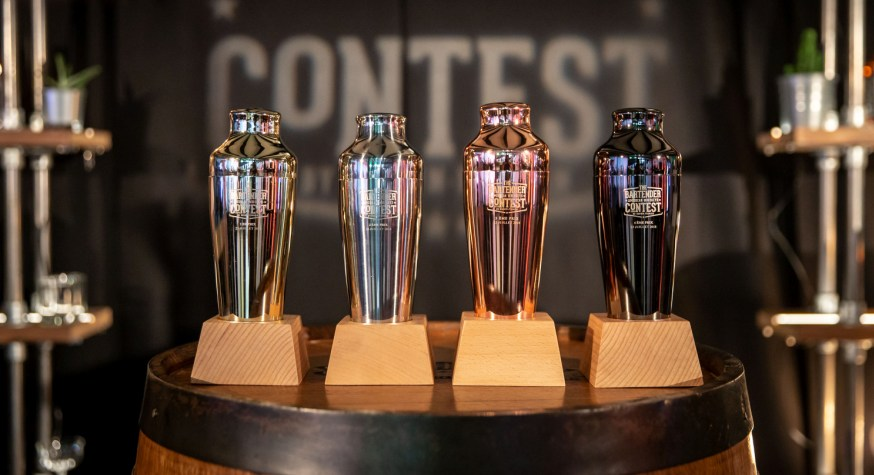 Finale Bartender Contest Brown Forman 2019 à Paris