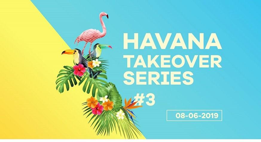 Havana Takeover Series #3 : Floreria Atlantico à La Candelaria