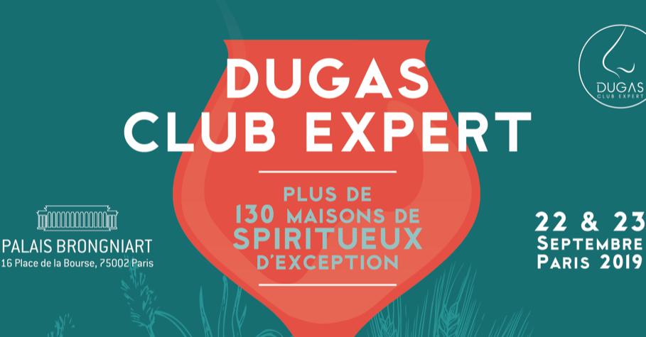 Salon Dugas Club Expert 2019 au Palais Brongniart à Paris