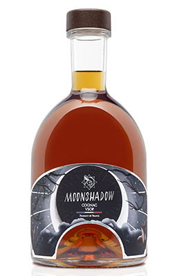Le packaging Moonshadow tout en rondeur