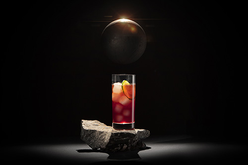 Recette cocktail Eclipse © Tigre Blanc Paris