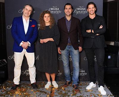 Compétition de cocktails Beluga Signature 2019 à Moscou : podium pour la France