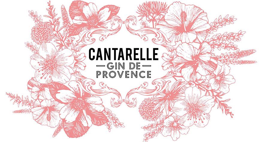 Cantarelle et son gin de Provence