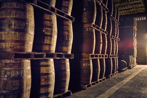 Distillerie Flor de Caña